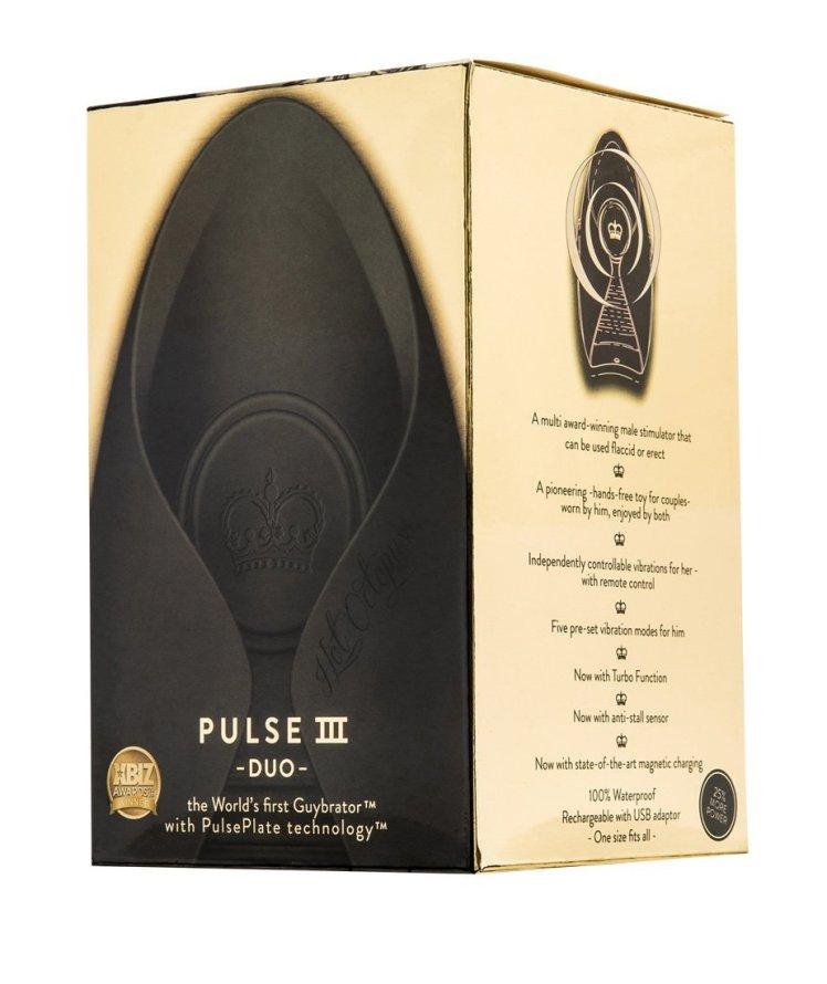Pulse 3 verpackung